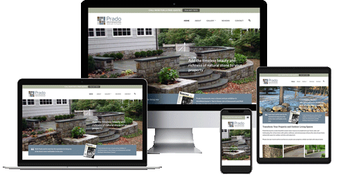 Prado Stoneworks - New Website
